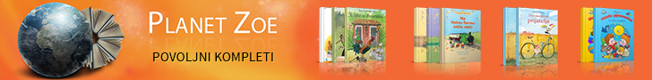 Planet ZOE - Povoljni kompleti knjiga