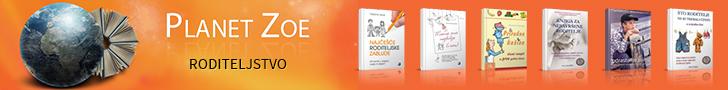 Planet ZOE - Knjige za roditeljstvo